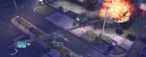 3D Isometric Battlefield