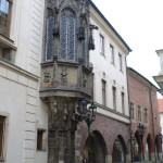 Beside the Estates Theatre