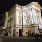 Estates Theatre Exterior